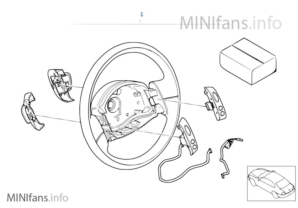 Mini Cooper Cruise Control Diagram