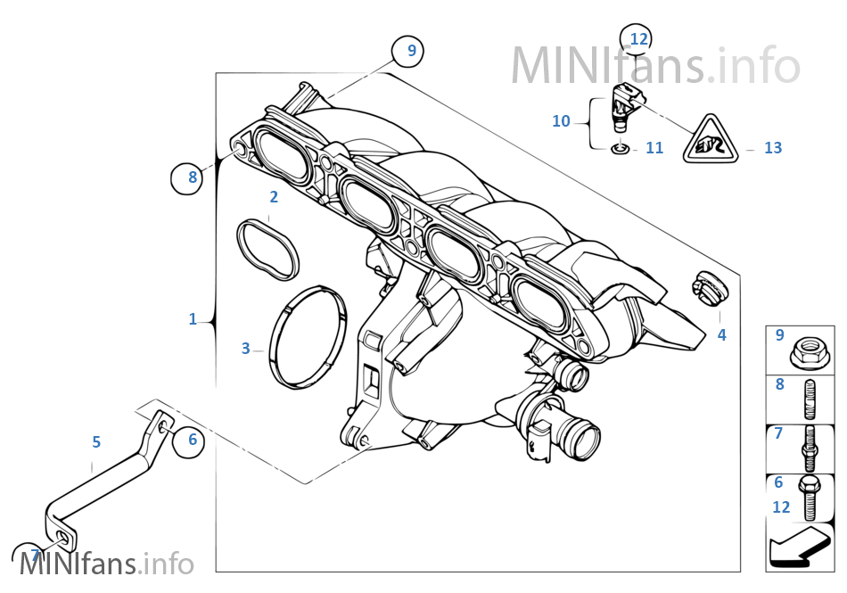 Mini Cooper Clubman Engine Diagram