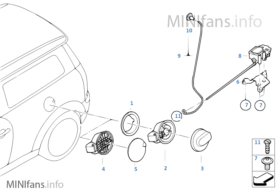 R55 Mini Cooper Transmission Diagram
