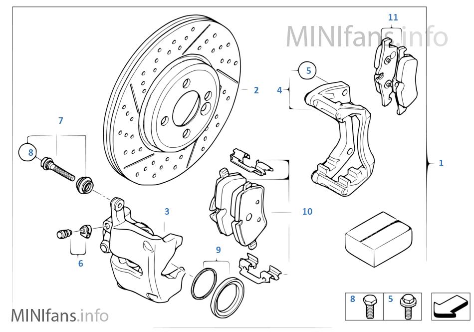 Mini Cooper Wiring Diagram R53