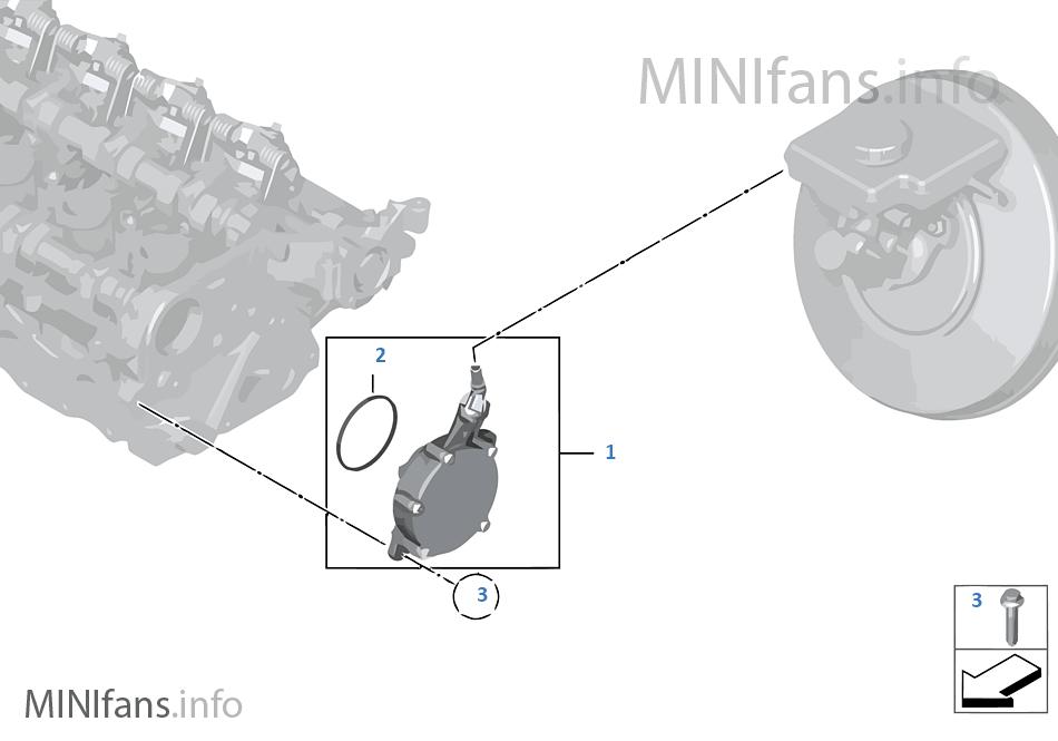 真空泵及導線導嚮裝置