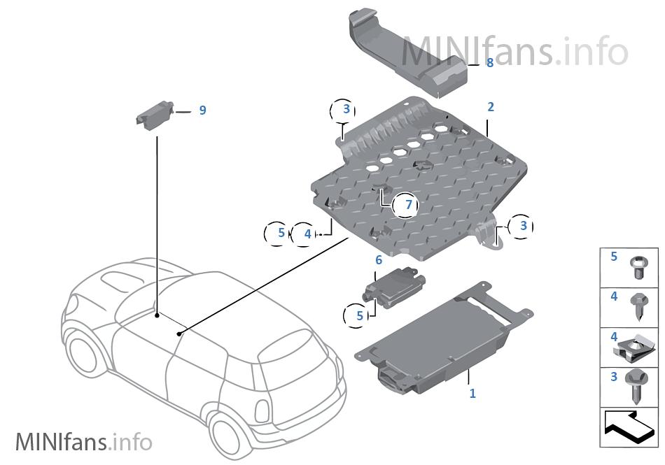 Componentes S6NFA