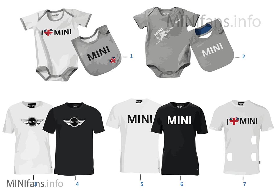 MINI Logo Line - Kids Textilien 2010/11