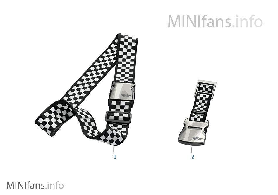 MINI Bags - Koffer Zubehör - 2010/2011