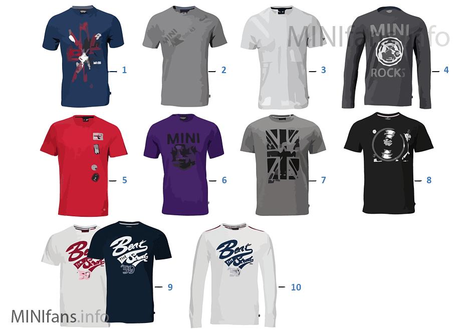MINI Collection - Herren Shirt 2011/12