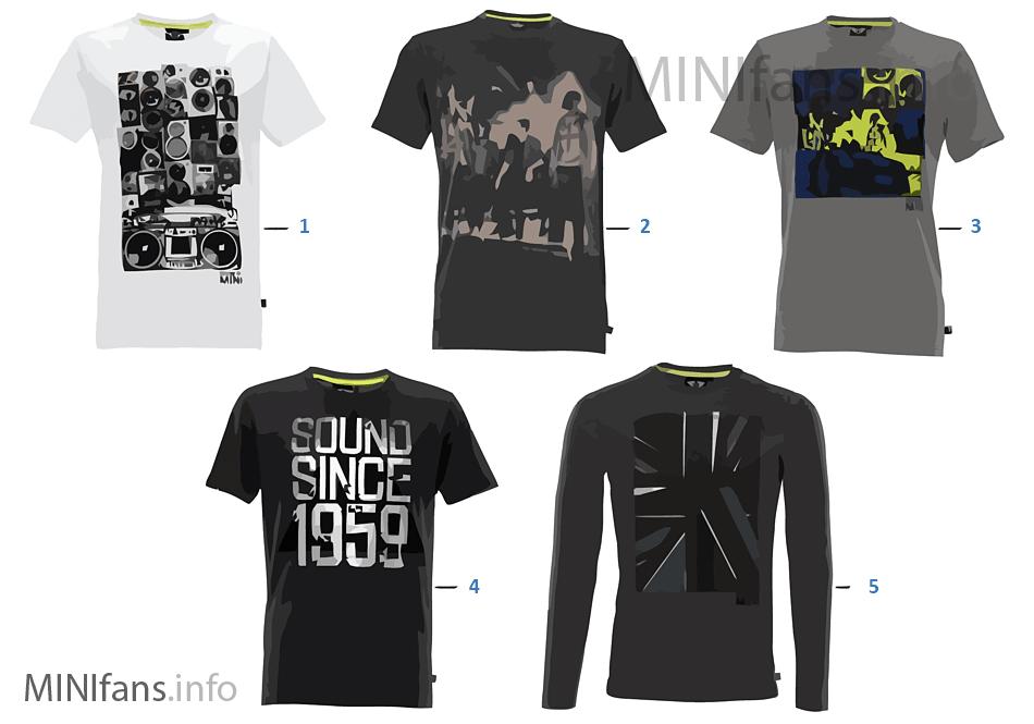 MINI Collection- Koszulka męska 2012/13