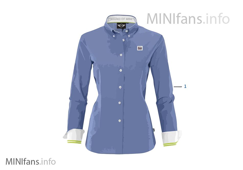 Colección MINI sra. polo/camisa 12/13