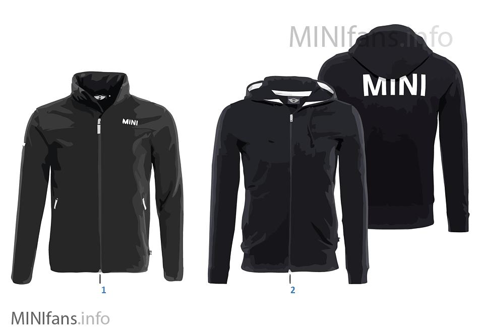 Logotipo MINI Line cab.chaqueta 2012/13