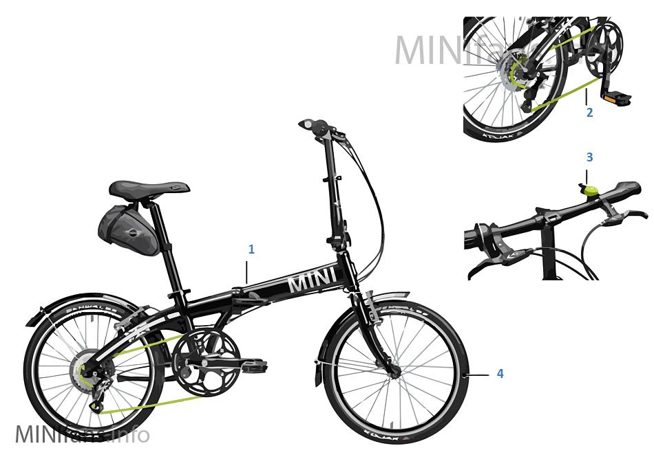 Bikes & Equipments (MINI)
