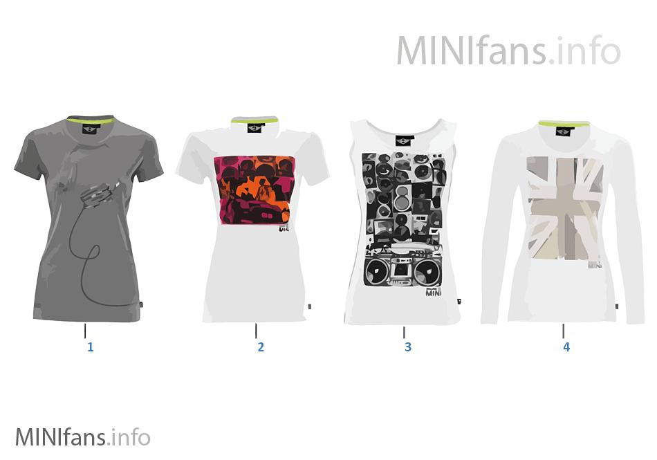 MINI Collection-Camisas señora 2012/13