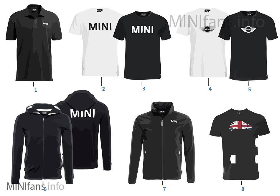 Logo Line MINI - textil caballero 13/14
