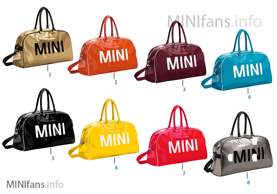 Bags MINI - bolso de viaje 14/16
