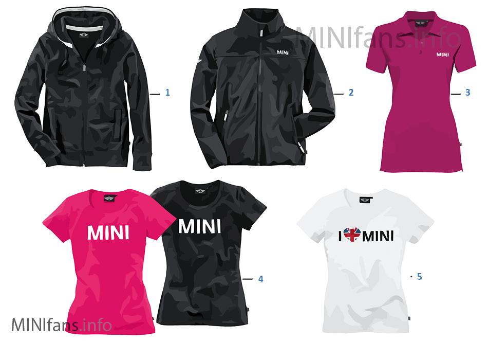 Logo Line MINI - textil señora 14/16