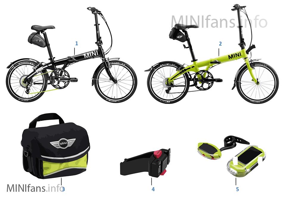 Bikes & Equipment MINI 14/16