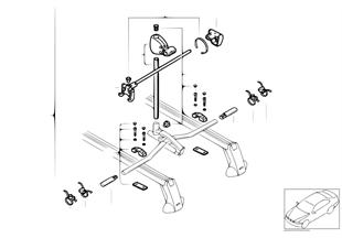 Подъемник для велосипеда