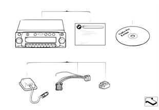 Ersatzteile Radionavigation