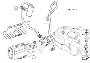活性碳過濾器 / 安裝件