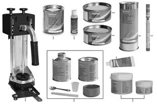 Spatula/spatula hardener