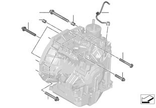 Крепление/ система вентиляции КПП