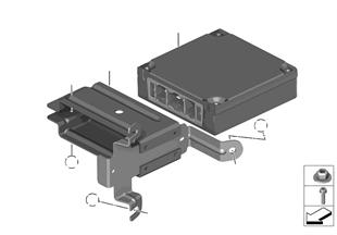 Электронная система управления КПП
