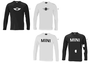 MINI Logo Line-Herren Longsleeve 2010/11