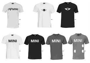 MINI Logo Line men's T-shirt 2010/11