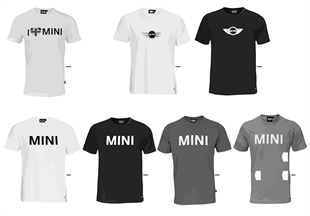 MINI Logo Line - Αντρικ.T-Shirt 2010/11