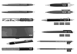 Essentials-Kugelschreiber/Stifte 2010/11