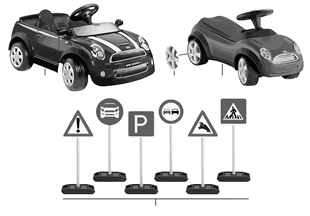 Essentials - Kinderfahrzeuge 2010/2011