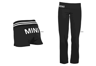 MINI Logo Line - Damen Pants 2011/12