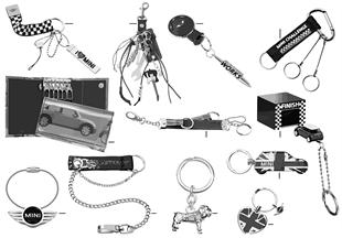 Essentials - Schlüsselanhänger 2011/12