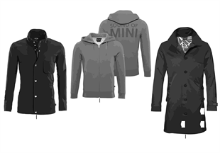 MINI Collection men's jacket/vest 12/13