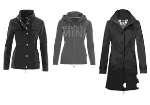 MINI Collection lady's jacket/vest 12/13