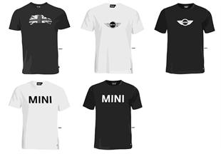 MINI Logo Line-Αντρικ. T-Shirt 2012/13