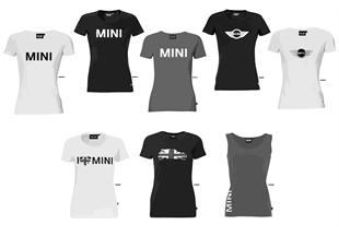 MINI Logo Line lady's T-shirt 2012/13