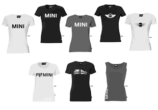 MINI Logo Line-Γυναικ. T-Shirt 2012/13