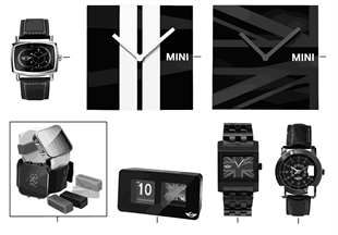 Watches - MINI Watches 2012/13