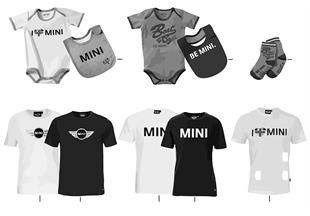 MINI Logo Line - Kid's Apparel 2012/13