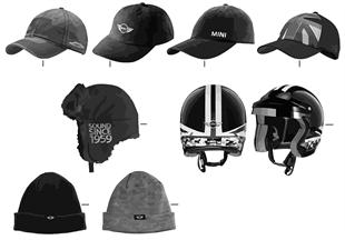 Essentials - Caps/Helmets 2012/13