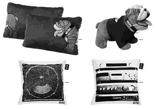 Essential Stuffed animals/cushions 12/13