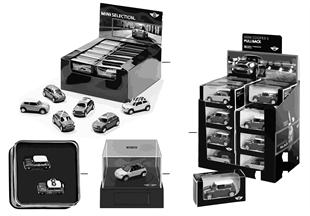 Miniatures - Sets 2012/13