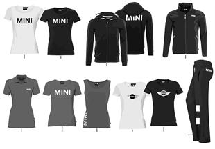 MINI Logo Line γυναικ.υφασμ.είδη 13/14