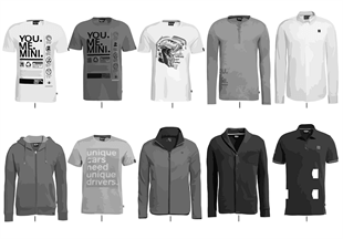 MINI Collection Men's Apparel 13/14