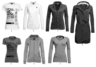 MINI Collection Women's Apparel 13/14