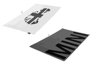 MINI Logo Line πετσέτες 13/14