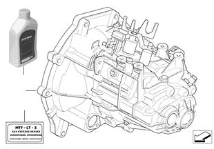 Cambio de marchas GS5-52BG
