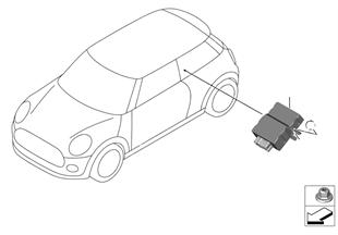 Μονάδα ελέγχου αντλία καυσίμου