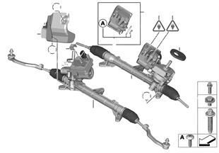 Lenkgetriebe elektrisch (EPS)