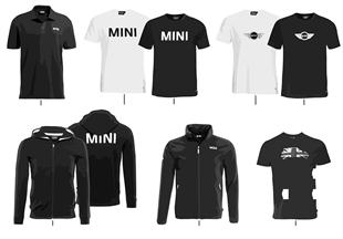 MINI Logo Line-αντρικ.υφασμ.είδη 13/14