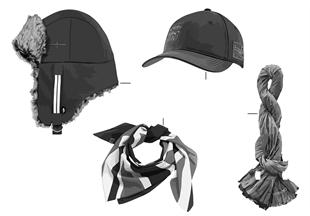 MINI Fashion Line-καπέλα/κασκόλ 2013-16